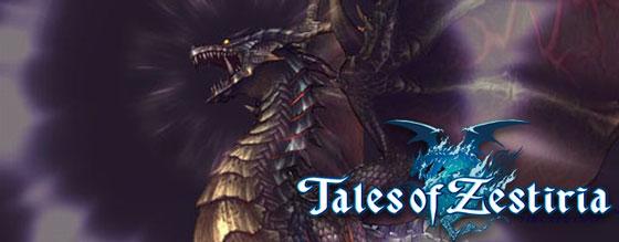 Abierta la web de Tales of Zestiria