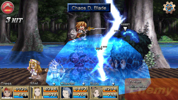 Tales of Phantasia iOS - 2