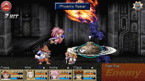 Tales of Phantasia iOS - 3