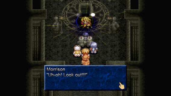 Tales of Phantasia iOS - 4