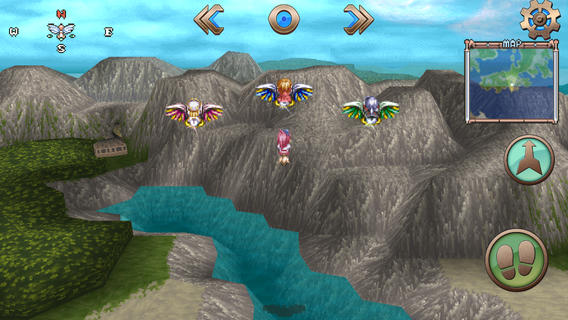 Tales of Phantasia iOS - 5
